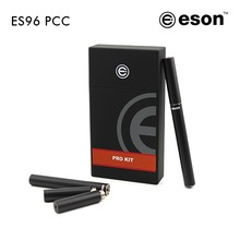 Unique 280 puffs e cigarette es96 pcc, rechargeable battery, vapor zone