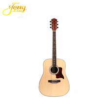 Wholesale 41inch natural color acoustic guitar