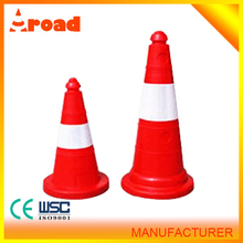 Heavy Type Rubber reflective Traffic Cone