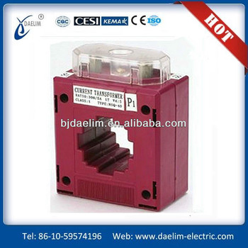 High quality 660V BH-80 1500/5A 50hz current transformer for sale