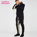 Latest design slim tracksuit with inner panel