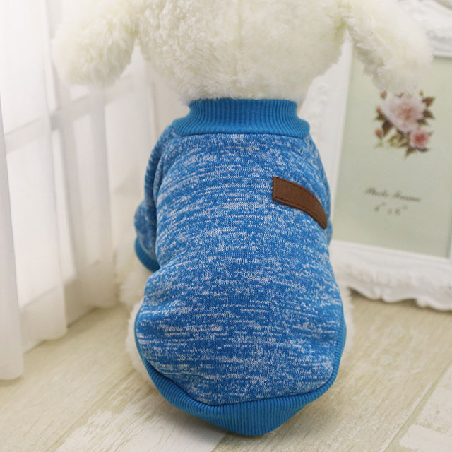 Factory Wholesale Xxx Clothing Small Warm Winter Apparel Pet Clothes Dog Sweater