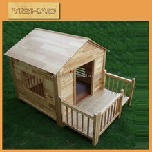 Hot sale High Quality dog house with balconyYZ-1216041