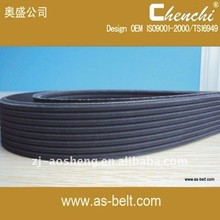 genuine spare parts 8pk2465 auto rubber ribbed v belt OEM 0099978692/0099978792 factory outlet