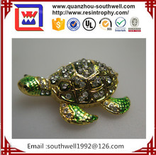 metal trinket boxes for holiday gift tortoise,High Quality luxury jewelry boxes