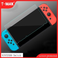 High quality Japan Asahi Tempered Glass + Nippa Glue For Nintendo Switch Screen Protector