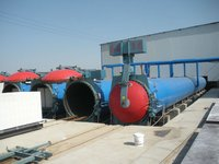 aac aerated concrete block machine plant / aac making machine