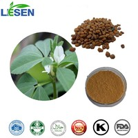 High Quality Fenugreek P.E.with 4-Hydroxyisoleucine 98% ( 4-OH-Ile ) , Furostanol Saponins