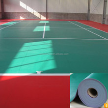 High Quality Synthetic Indoor Badminton Court Flooring