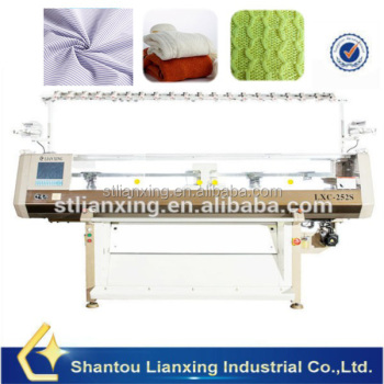 clothes flat knitting machine of sweater machine