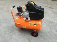 high quality ce rohs 2hp 220v used handle direct driven free oill car air compressor
