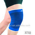 Knitting elastic stretch knee support band protector