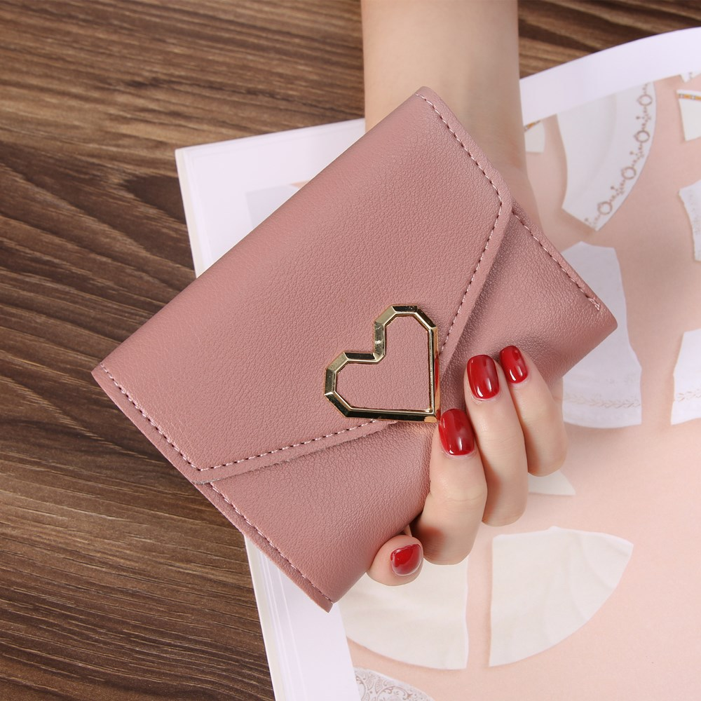 2017 New design mini money purse women coin bag cheap high quality lady wallet