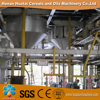 300TPD industrial machinery palm oil production process from Huatai Factory