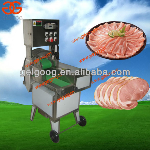 Pig Ear Slicing Machine|High efficiency cooked meat slicer machine|Good quality meat chipping machine
