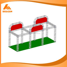 Wholesale high quality outdoor dj new exhibition stage truss
