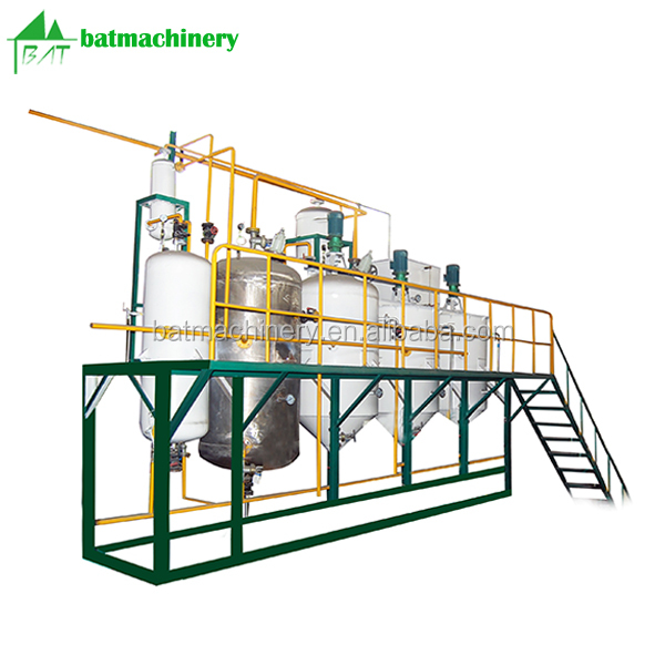 Groundnut oil processing mustard oil making palm kernel oil refining machine
