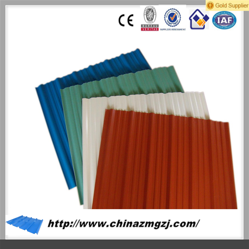 hot dipped galvanized corrugated iron sheet for roofing