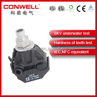 1kv UV protection insulation puncture clamp underground cable jointing