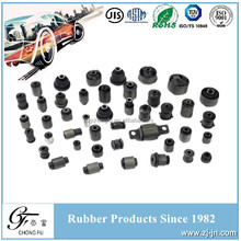 Customized Auto Shock Absorber Motorcycle Anti-vibration Rubber Bushing