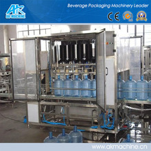 300BPH Automatic 5 Gallon barrel mineral water production line / filling machine