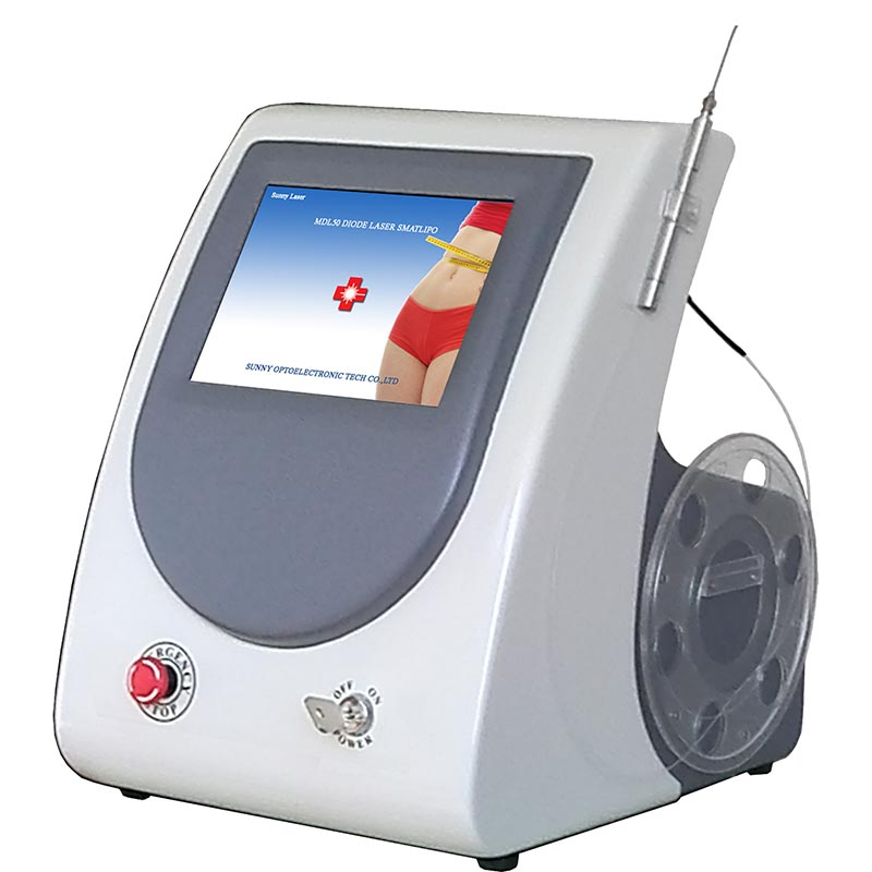 Diode laser fat burning beauty equipment