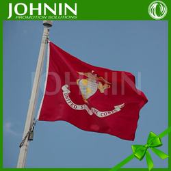 90*150cm Polyester High Quality Red Marine National Flag With Attractive Price