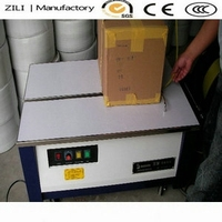 Low Noise Box Strapping Machine