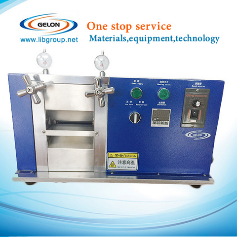 Lithium battery equipments for lab or production application