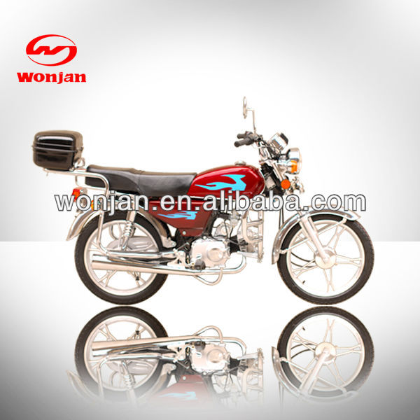 Hight quality 50cc chinese street motorcycles (WJ50)