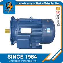 Specifications of induction 55kw high torque low rpm electic 3 phase electrical motor