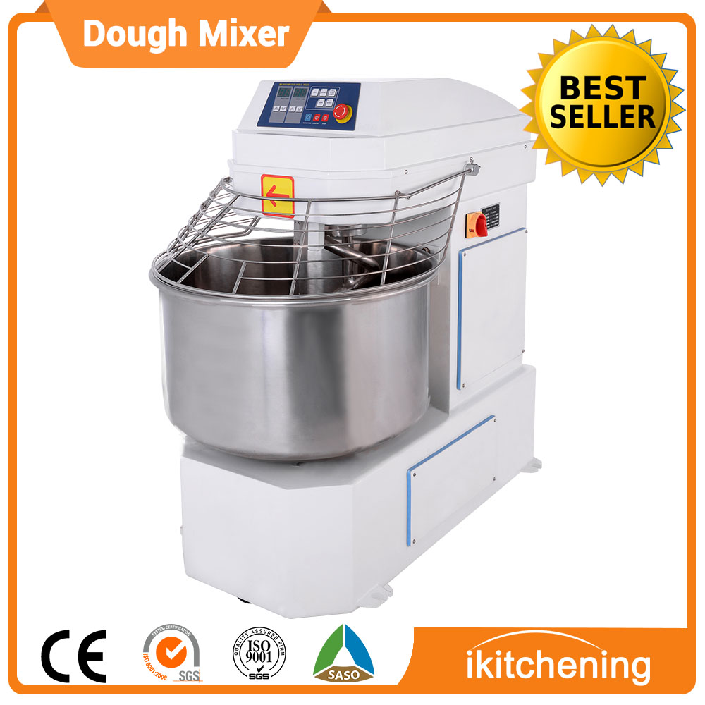 Flour Mixer Machine Price Spiral Mixer Used Bakery Equipment
