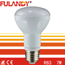 E27 led light r63/br20 r80 r90/br30 bombilla led bombilla led gu10 63mm