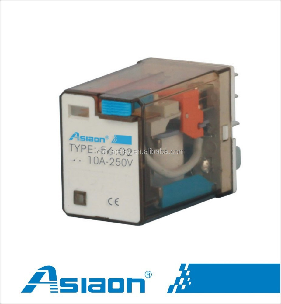 Asiaon electric general purpose 56.02 110v switch relay