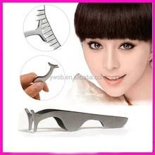 False Fake Eyelashes Clip Stainless Steel Eyelash Curler Applicator Beauty Makeup Cosmetic Tool