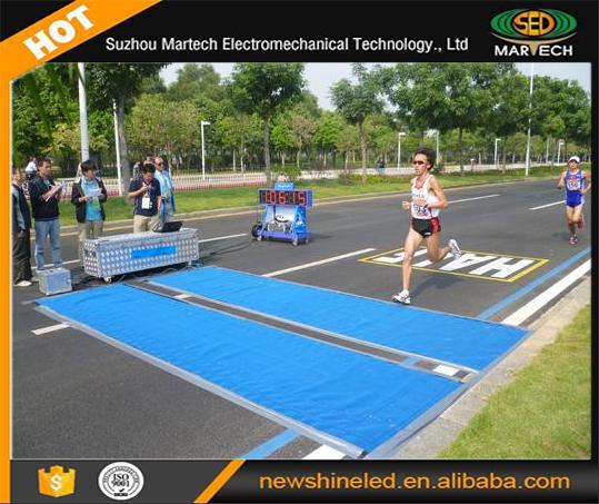 Marathon Uhf Rfid Race Timing System Buy Race Timing