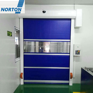 Factory Direct Sale Automatic Industrial high speed door