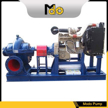 Split Case 200m3/h Capacity Centrifugal Water Pump Capacity