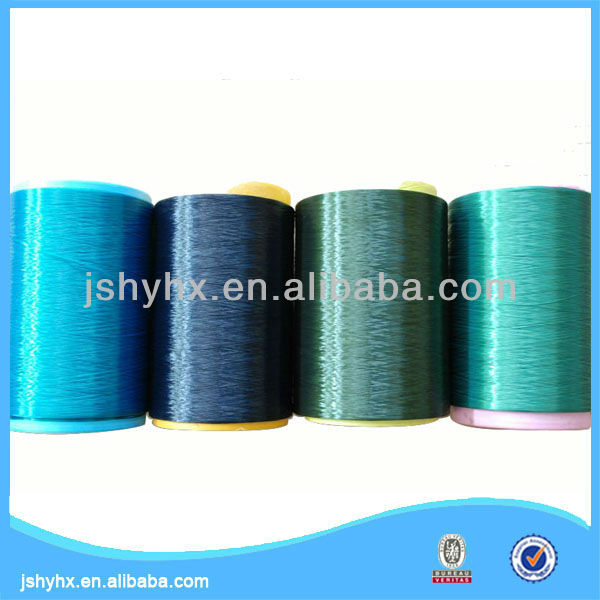High adhesion Many Colors Waxed nylon flat cord