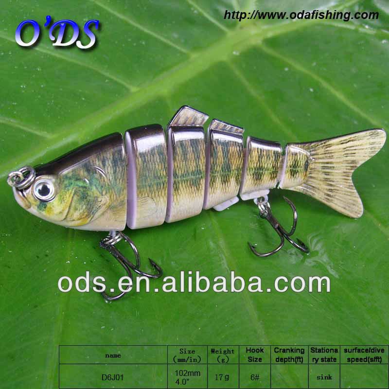 top quality resin head trolling lure