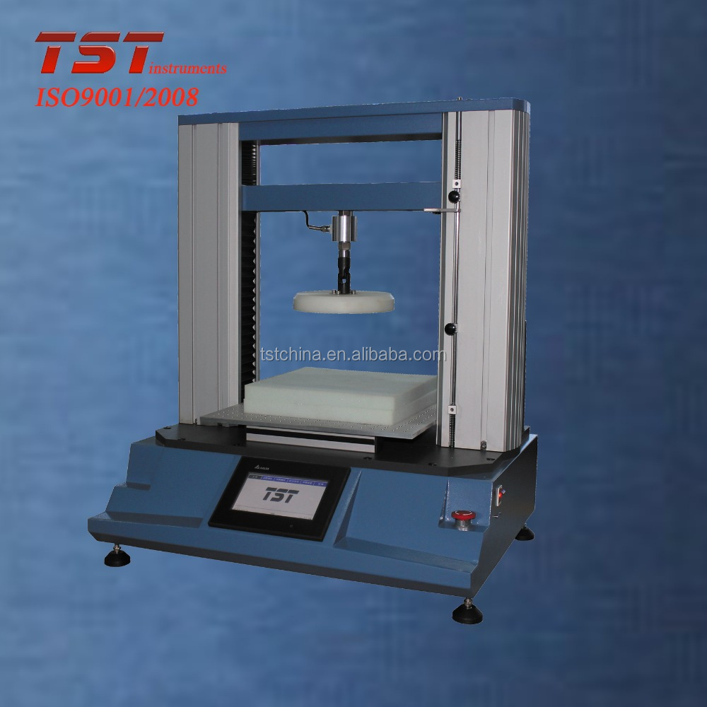 ASTM D 3574 Foam Hardness Compression IFD Tester