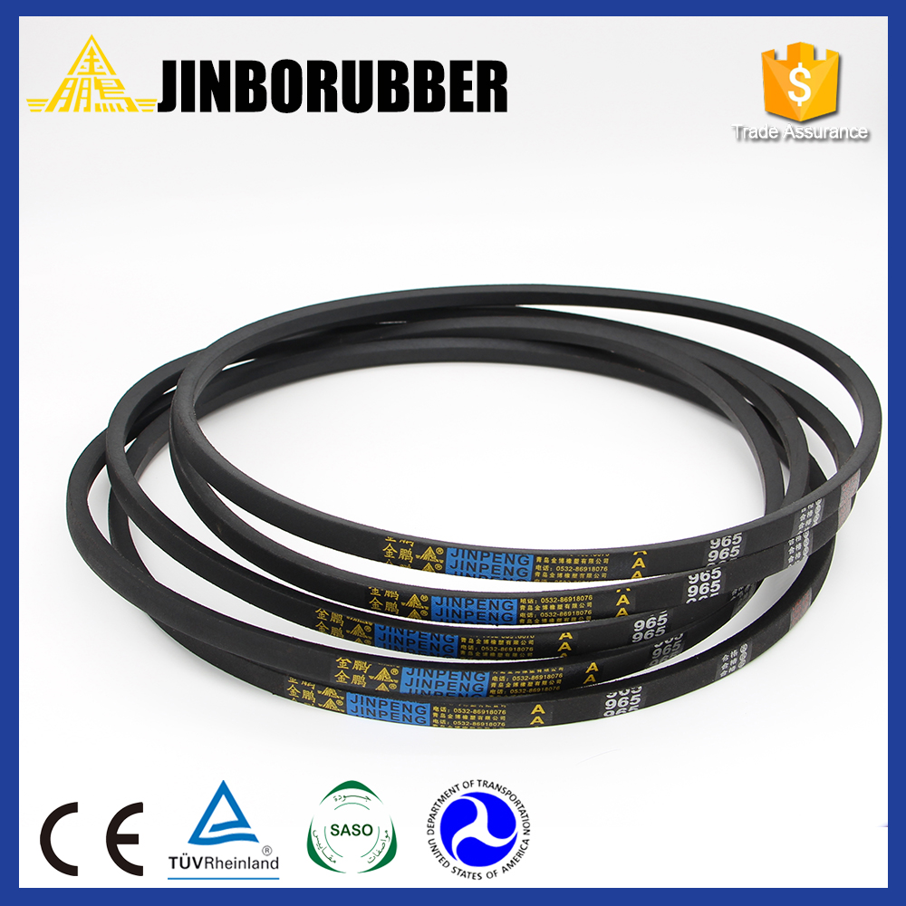 Comfortable new design leather TT5 knitting machine timing belt with high quality