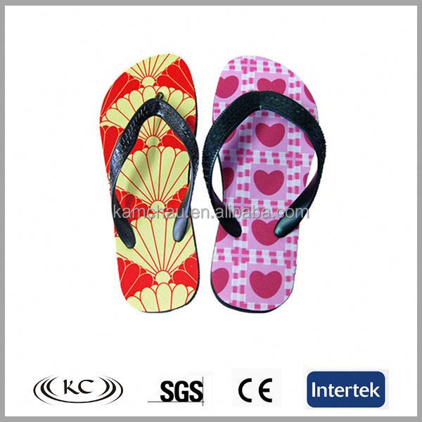 australia bulk wholesale fashion flat pink pattern toeless slippers