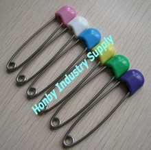 "Extra Large Strength 3"" Adult Diaper Safety Pin"