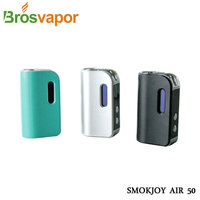Air 50 mini vape box mod VS mini volt mod Smokjoy Air 50 mod with slim body