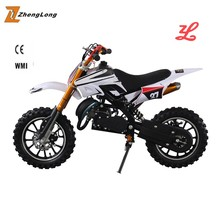 Gas engine used 49cc mini moto dirt bikes for sale prices