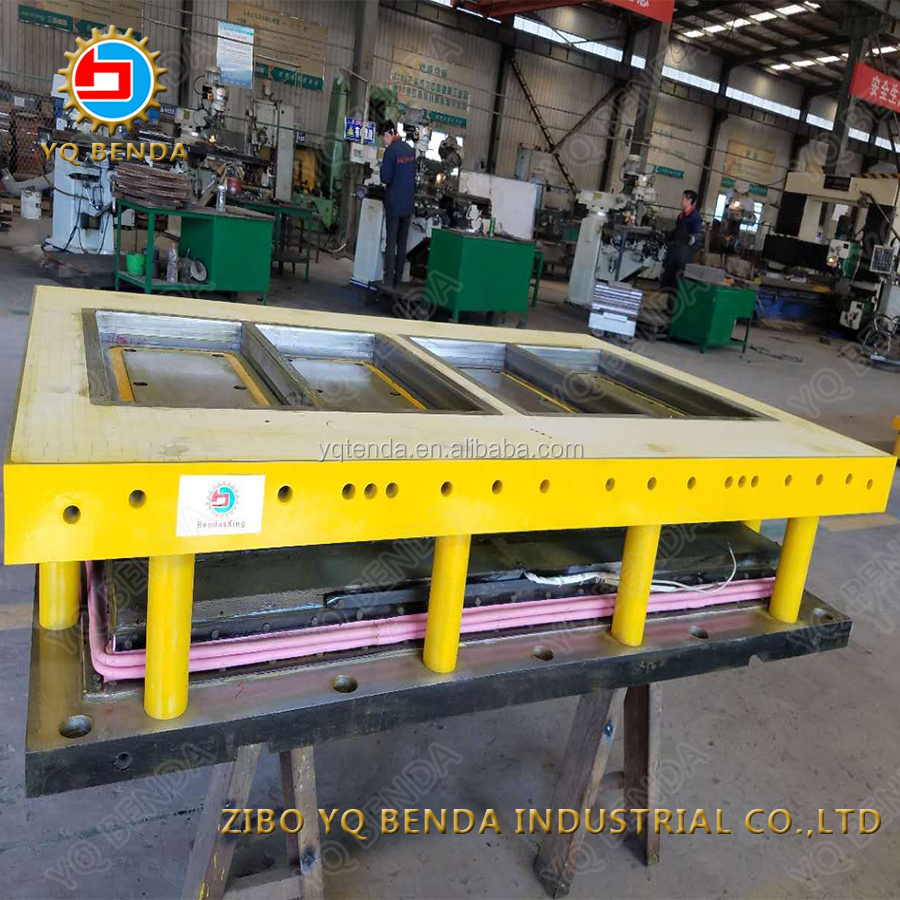 Benda Factory Sale High Cost Effective Press Machine Used Ceramic Tile Mould
