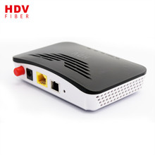 HDV 1.25G EPON ONU for FTTH fiber optical solution GEPON ONU Compatible Huawei Gpon onu
