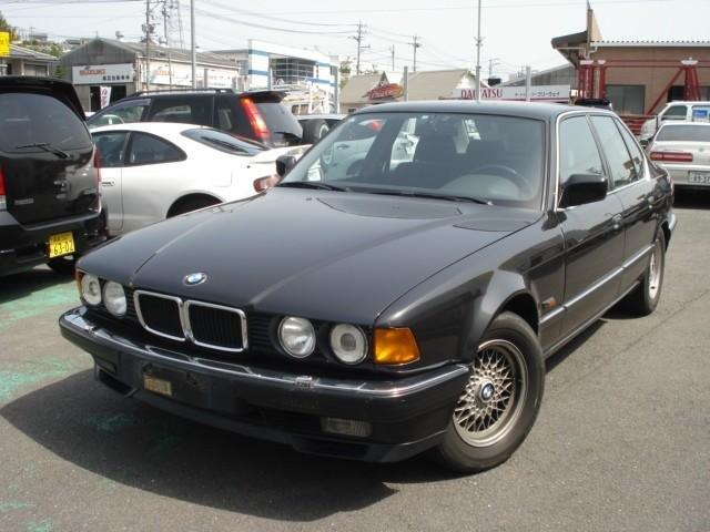1993 BMW 7 Series E-GD40 Used Cars From Japan (100612120403)