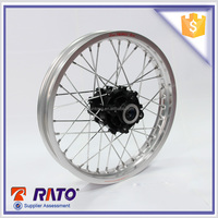 High performance 17 inch motorcycle aluminium alloy wheel rims